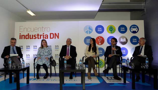 Diario de Navarra reúne a las principales industrias de la Comunidad