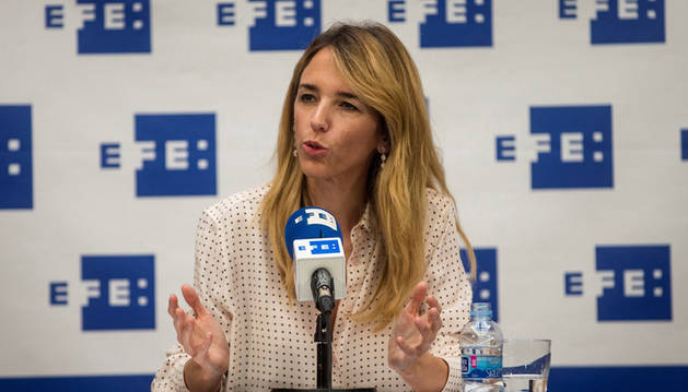 Álvarez de Toledo ve escandaloso que la JEC avale ruedas de prensa de presos