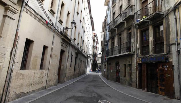 Investigan una presunta agresión sexual en grupo cometida en Pamplona