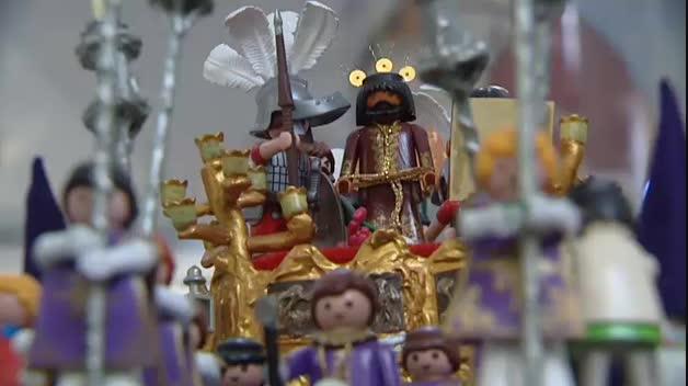 La Semana Santa de Sevilla, en un metro cuadrado