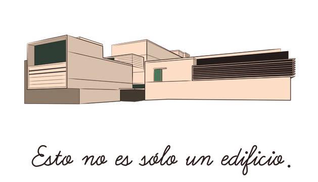 Uno de los diseños expuestos en la muestra 'Imagina Civican'.