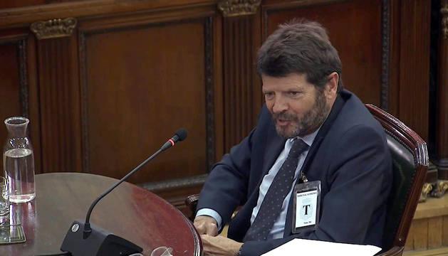 El exdirector de los Mossos dimitió por su incomodidad con la deriva independentista