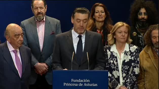 Conceden el premio Princesa de Asturias de las Artes a Peter Brook, director teatral británico