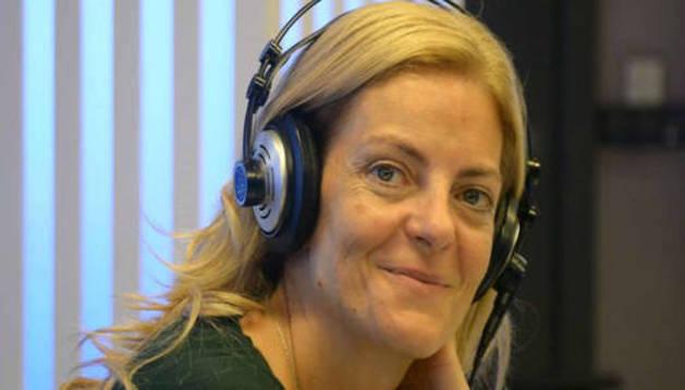 Foto de la periodista Paloma Tortajada.