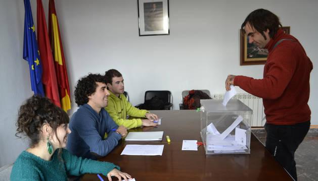 Detalle de las elecciones en segunda ronda en Bargota en la convocatoria de 2015.