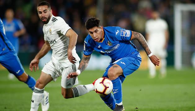 El Real Madrid no pasa del empate sin goles en Getafe