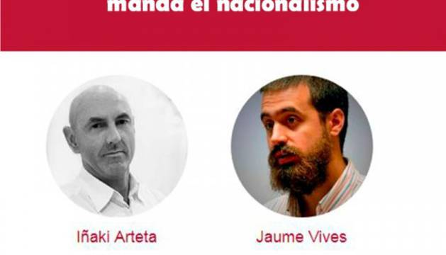 Consigue tu entrada para la charla de Iñaki Arteta y Jaume Vives en Pamplona