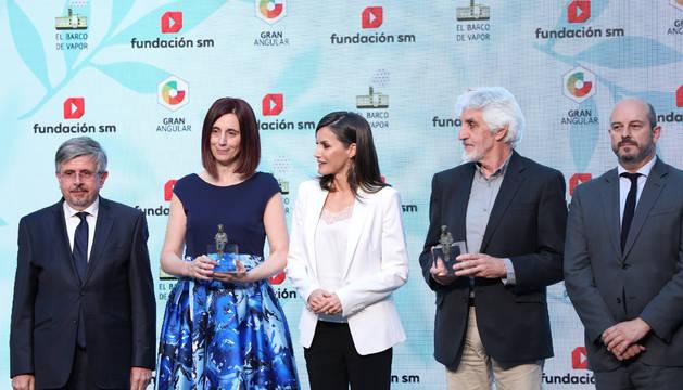 Premios SM El Barco de Vapor y Gran Angular a