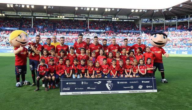 Fotos del partido entre Osasuna y Albacete de la jornada 36 de la Liga 123.