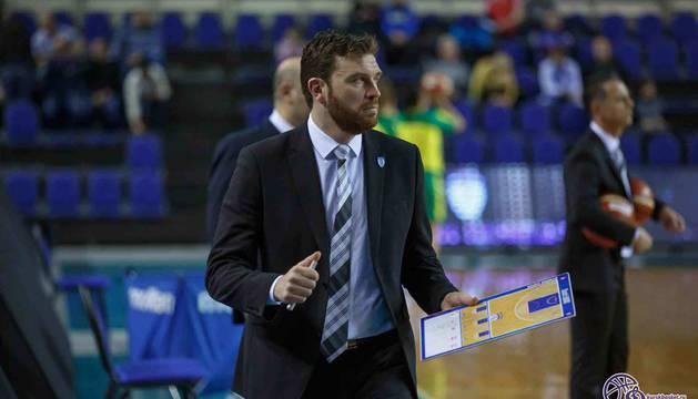 El entrenador navarro César Rupérez  volverá a China y dejará atrás tres exitosas temporadas con el Dynamo Kursk ruso.