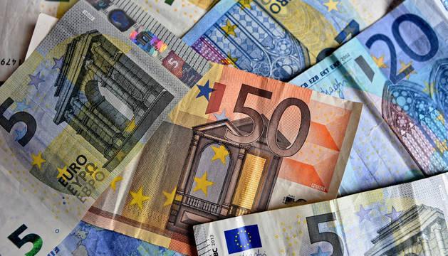 Policía Foral busca a una o varias personas que intentan pagar con billetes falsos