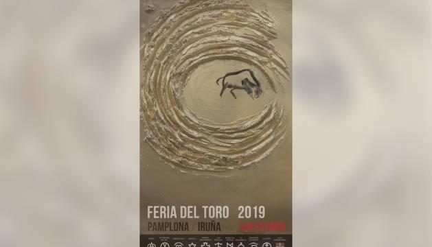 Cartel de la Feria del Toro 2019.
