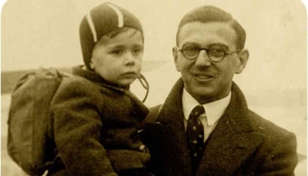 foto de El filántropo británico Nicholas Winton salvó de los nazis a 669 niños judíos al enviarlos al Reino Unido