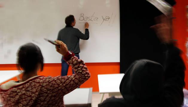 La Asociación de Profesores de Secundaria de Navarra confía que estas firmas
