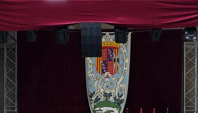 Tomás Yerro recibe el Príncipe de Viana 2019