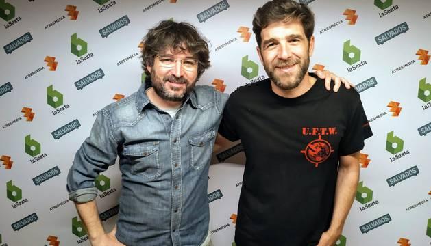 Jordi Évole y Gonzo