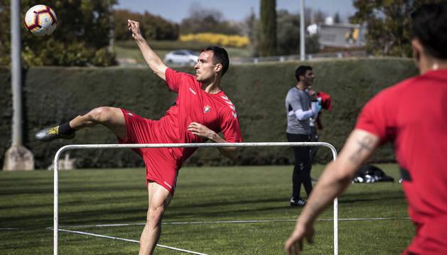 El club propondrá la renovación a Unai García, que acaba en 2020