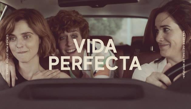 La serie 'Vida perfecta' llega a Movistar+ el 18 de octubre.
