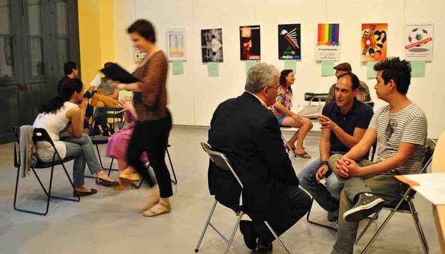 Imagen de uno de los encuentros en Civican.