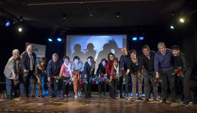 Proyecto de Blanca Marsillach y La Caixa para involucrar a los mayores en el teatro
