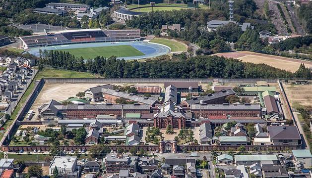 La prisión japonesa más antigua, en Nara, reabrirá como hotel de lujo en 2021