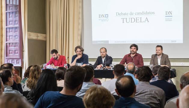 """Por un Canal """"sostenible"""" y un tren que no corte Tudela en dos"""
