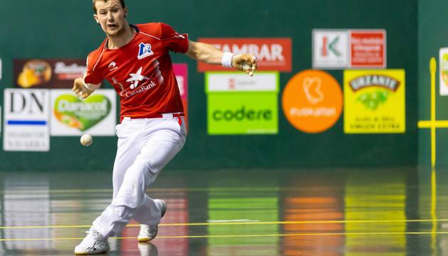 Imagen de la semifinal del Campeonato de Promoción.