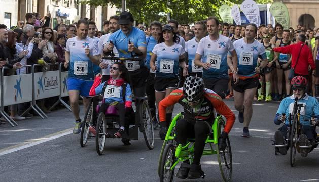 Media maratón de Pamplona