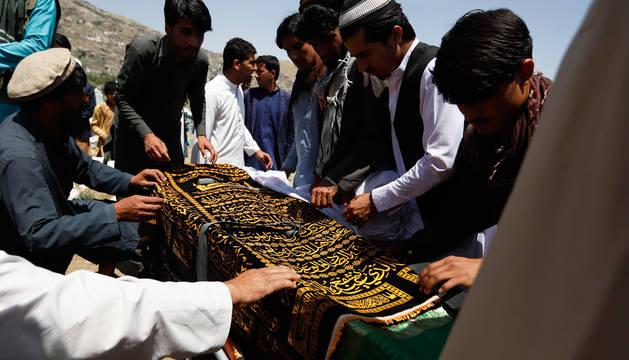 Asesinada a tiros en Kabul una experiodista que había denunciado los matrimonios concertados