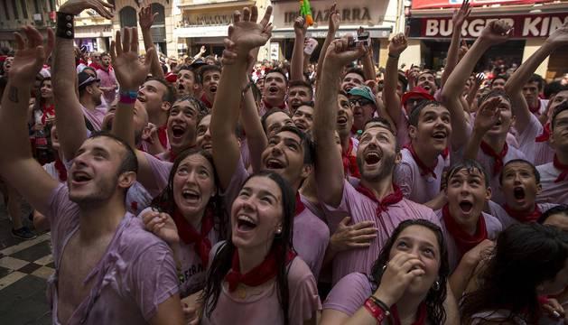 Revive San Fermín 2018 con las mejores fotos de Diario de Navarra