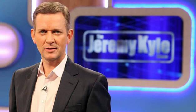 Jeremy Kyle, presentador de Jeremy Kyle Show.