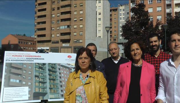 Azpilagaña tendrá 32 apartamentos de alquiler para mayores de 65 años