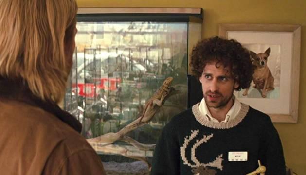 foto de El actor Isaac Kappy, en una escena de 'Thor' junto a Chris Hemsworth
