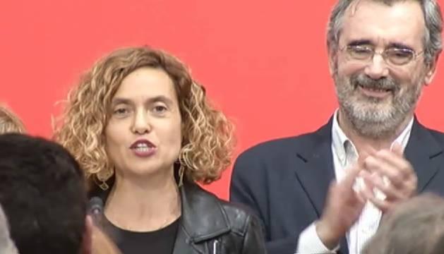 Meritxell Batet y el filósofo Manuel Cruz presidirán el Congreso y el Senado