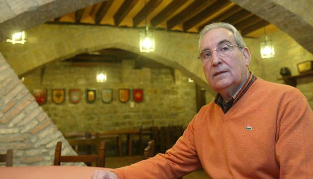Fallece a los 79 años Jesús Mari Astrain, expresidente de Napardi