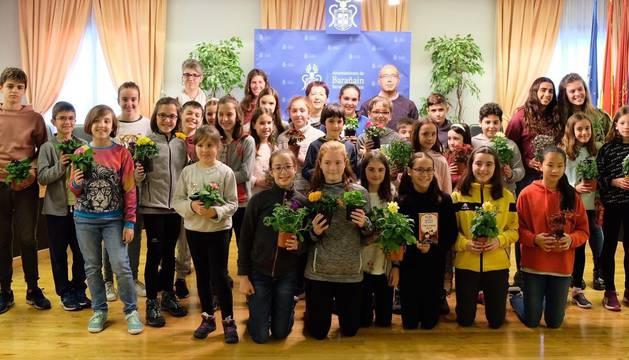 El 30º Certamen literario infantil en euskera ya tiene su nómina de ganadores