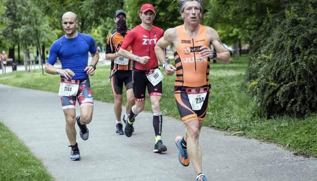 Half Triathlon Pamplona