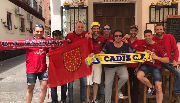 El guiño del alcalde de Cádiz a la afición de Osasuna