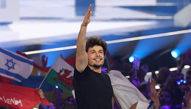 Miki lamenta no estar en el 'top 10' en Eurovisión: