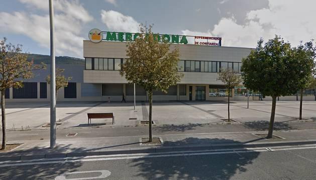 Mercadona inaugura su nuevo modelo de tienda eficiente en Pamplona