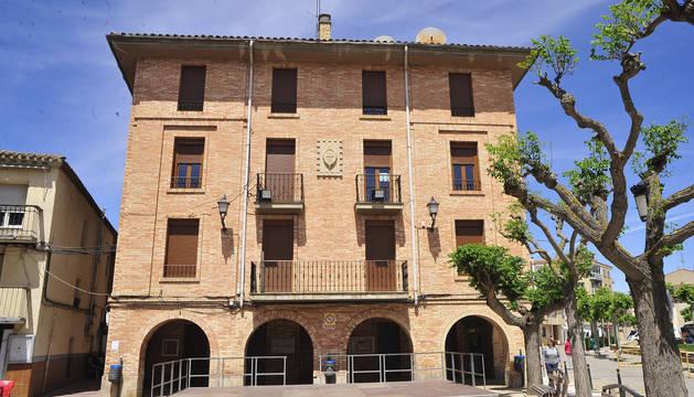Marcilla acomete varias obras de remodelación en el antiguo ayuntamiento