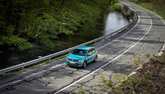 El nuevo SUV urbano fabricado en VW Navarra