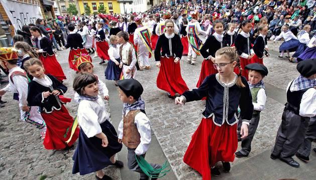 Día del Casco Antiguo en Pamplona
