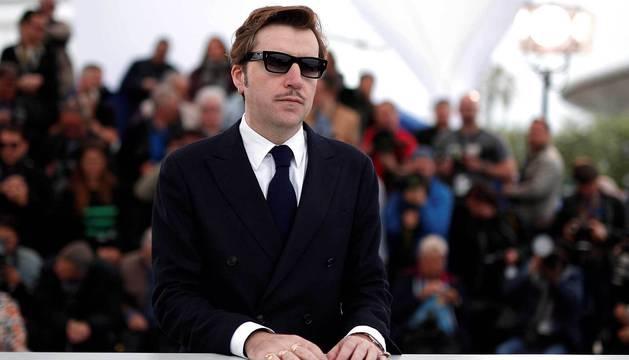 El director Albert Serra, en Cannes.