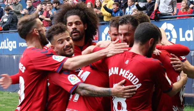 En directo: sigue la narración minuto a minuto del Osasuna-Las Palmas