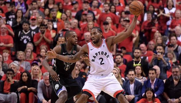 Los Raptors hacen historia al pasar por primera vez a la final de la NBA