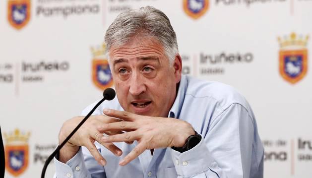 Asiron propone al PSN y Geroa Bai un gobierno de izquierdas liderado por Bildu