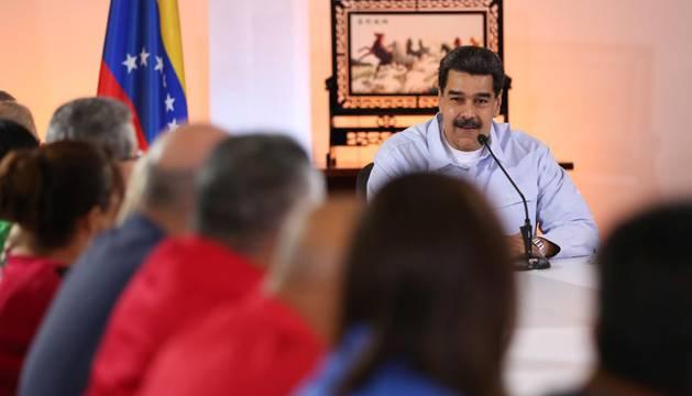 Gobierno y oposición reanudan el diálogo en Noruega para zanjar la crisis venezolana