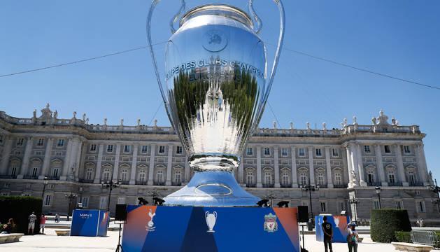 Se prevé la llegada de 17.000 aficionados de cada equipo y otros más de diferentes puntos de España