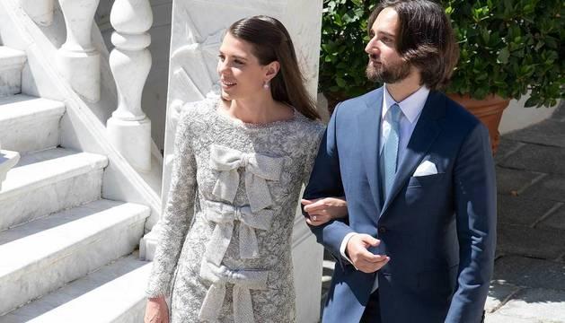 La foto oficial de la boda
